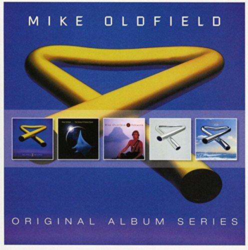Oldfield,Mike: Original Album Series (Audio CD (Standard Version))