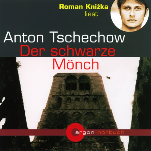 Der schwarze Mönch audiobook cover art