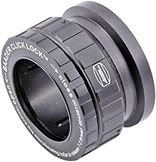 Baader Planetarium ClickLock Ocular Lens Holder 31.8 mm on T-2 Internal Thread (T-2 Component 08)