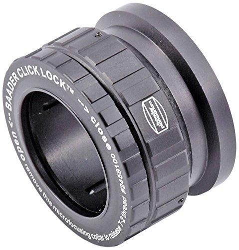 Baader Planetarium ClickLock oculairklem 31,8 mm op T-2 binnendraad (T-2 onderdeel 08)