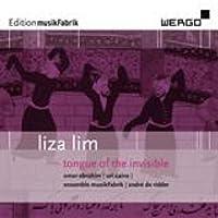 リザ・リム : 見えざる舌 ~ 即興するピアニスト、バリトンと16の音楽家のための (Liza Lim : Tongue of The Invisible / Uri Caine | Omar Ebrahim | Ensemble Musik Fabrik | Andre de Ridder) [輸入盤]