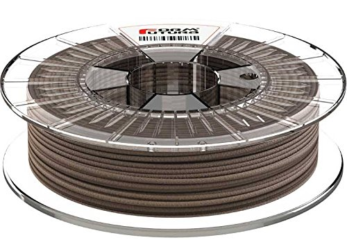 Formfutura 175 Metfil-brnz-1500b Metalfil imprimante 3d Filament, 1.5 kg, 1,75 mm, ancien Bronze (lot de 6)