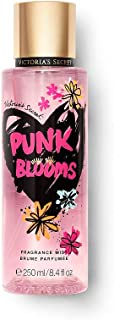 Victorias Secret Punk Blooms 8.4 Ounce Body Mist Pink Apple. Warm Tuberose. Leather jacket. Urban love
