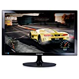 Monitor Gamer Led Full HD, HDMI, 1Ms, 75Hz, Samsung, LS24D332HSX/ZD, 24'