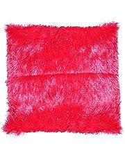 Taraf Fuchsia 45 X 45 Cm Velour Cushion