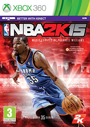 NBA 2K15 (Xbox 360) - [Edizione: Regno Unito]