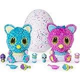 Hatchimals HatchiBabies Cheetree, Huevo para incubar con bebé Interactivo para Mascotas (los Estilos Pueden Variar), para Edades de 5 años en adelante
