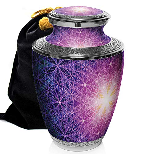 Seed of Life Adult Burial Urn