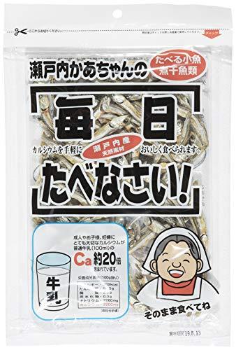 オカベ『瀬戸内かあちゃんの食べる小魚』