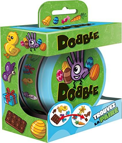 Dobble Mini Ostern Asmodee Gesellschaftsspiel Gesellschaftsspiel Spiel Beobachtung Schnelligkeit