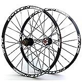 MATERIALE: AL6061 doppia parete cerchi in lega bicicletta Wheelset, Peso: 1790g / pair, F / 838g, R / 952g.
