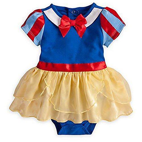 EZB Biancaneve Baby/Toddler Girls Fancy Dress Costume