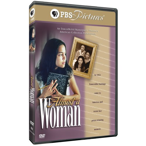 Almost a Woman Alemania DVD