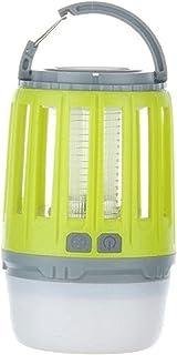 YIJU Abafador de Insetos Elétricos, Mosquitos E Insetos Assassinos, Lâmpada LED para Armadilha de Luz