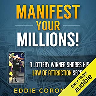 Manifest Your Millions! audiobook cover art