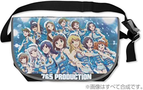 THE IDOLM @STER platina stars reversible messen Messenger sac