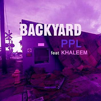 Backyard (feat. Khaleem)