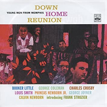 Young Men from Memphis - Down Home Reunion