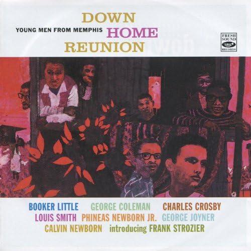 Booker Little, George Coleman, Charles Crosby, Louis Smith, Phineas Newborn Jr., George Joyner, Calvin Newborn & Frank Strozier