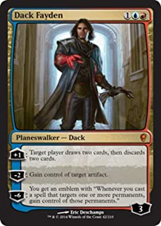 Magic: the Gathering - Dack Fayden (42/210) - Conspiracy