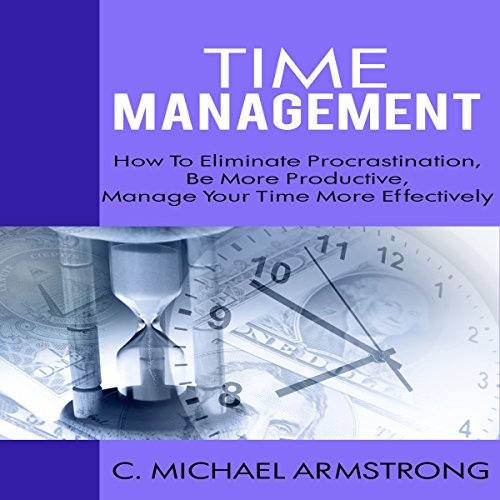 The Time Management Guide audiobook cover art