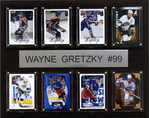 C & I Collectables NHL Wayne Gretzky Edmonton Oilers 8 Karten
