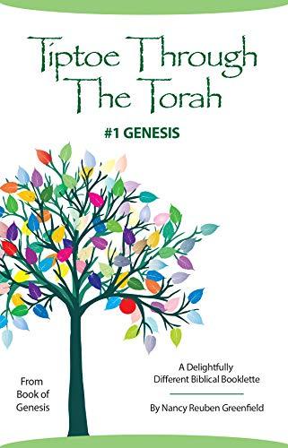 Tiptoe Through The Torah #1 Genesis (Delightfully Different Biblical Booklette) (English Edition)