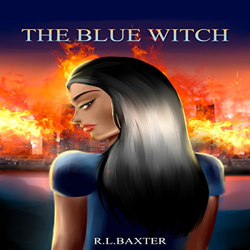 The Blue Witch audiobook cover art