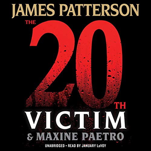 The 20th Victim audiobook cover art