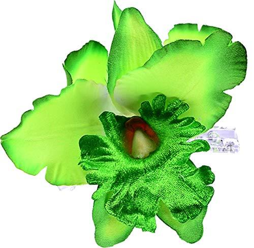 Unbekannt Tiki Flower ORCHIDEEN Blüten Haarspange Rockabilly