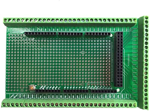 WINGONEER Prototype Screw / Terminal Block Shield Board Kit Für Arduino MEGA 2560 R3 DIY Gelötet