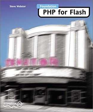 Foundation PHP for Flash