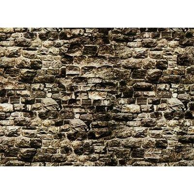 "Noch 57700 Mauerplatte ""Granit"", extra lang, 64 x 15 cm"