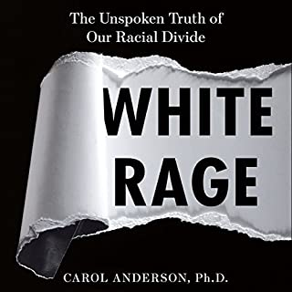 White Rage cover art