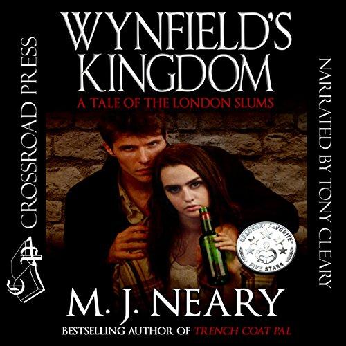 Wynfield's Kingdom audiobook cover art