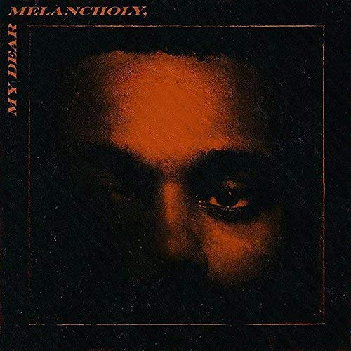 inches The Weeknd Trilogy Album Cover Poster 24x36
