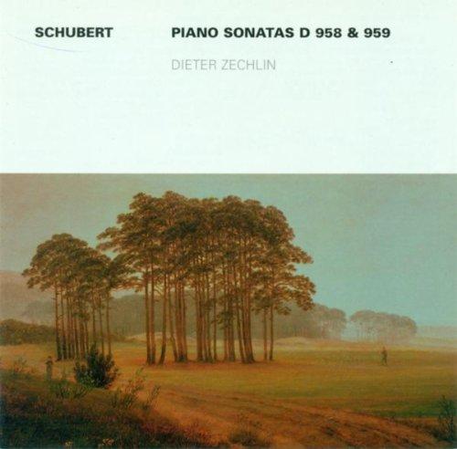 Franz Schubert: Piano Sonatas Nos. 19 and 20 (Zechlin)