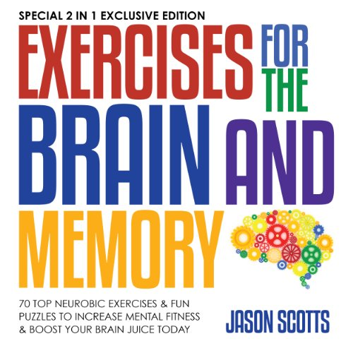 Exercises for the Brain and Memory audiobook cover art