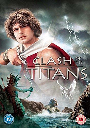 Clash of the Titans [Reino Unido] [DVD]