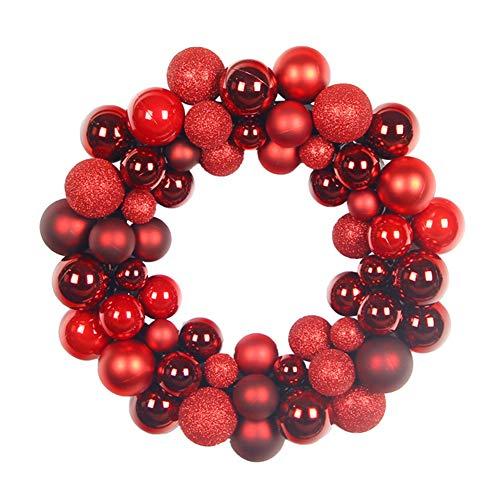 Yiwa Kerstbol, slinger, deurslinger, decoratie voor bruiloft, party, hotel thuis