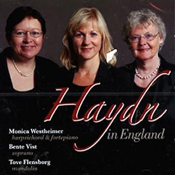 Monica Westheimer, Bente Vist & Tove Flensborg - Haydn In England