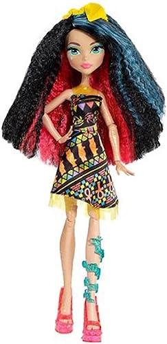 Monster High Poupée Cleo De Nile électrifiée