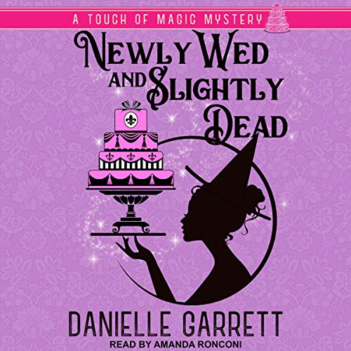 Newly Wed and Slightly Dead cover art