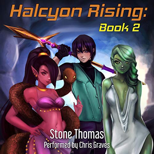 Halcyon Rising: Bastion of Hope  By  cover art