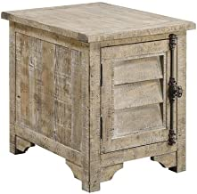 Emerald Home Furnishings Interlude Chairside Table