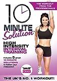 10 Minute Solution: High Intensity Interval Training [DVD]