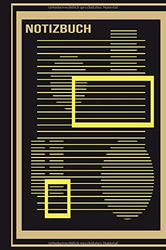 Notizbuch: Notizbuch mit Kalender 2020 und Inhaltsverzeichnis - Journal gepunktet - 120 Punktraster Seiten - Blanko Heft - Dot Grid Notebook - Bullet ... - buntes modernes und Abstraktes Cover