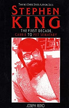 Stephen King, First Decade (United States Authors Series)