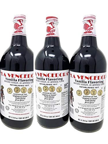 La Vencedora Mexican Vanilla (31.79 oz) (3 pack)