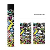 Juul Skins Decal Sticker Wrap Protective Case for - Pax JUUL 3m Graffiti Vape Skin Cover Sticker